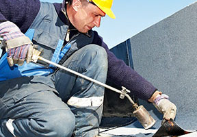 Bitumen dakbedekking plaatsen in Limburg