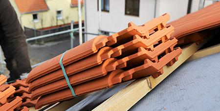 nieuwe dakbedekking in Arendonk